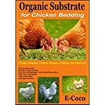 Chicken & Hen Bedding,Substrate for USE in Chickens House, Run, COOP, Hutch, NEST, Box, Pen, Shack OR CAGE (10 litres) 4