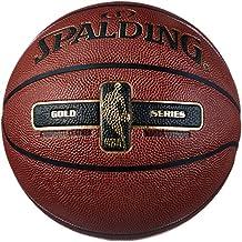 Spalding Nba Gold Basketball Ball