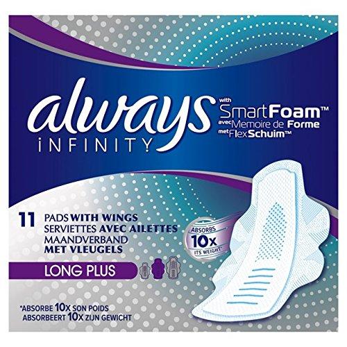 always-infinity-long-plus-paquet-de-11-serviettes-hygieniques-avec-ailettes