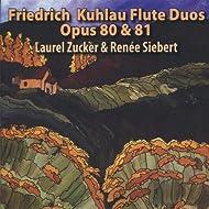 Kuhlau: Flute Duos, Op.80 & 81