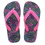 Havaianas Girls Flores Flip Flops