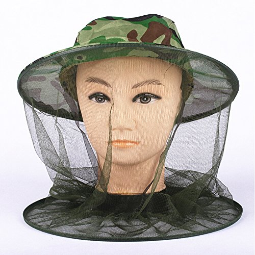 ezyoutdoor-mosquito-fly-insect-bee-fishing-mask-face-protect-hat-net-for-fishing-hunting-survival-bu