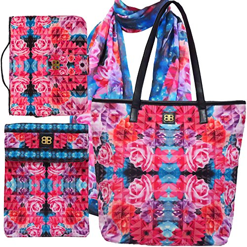 Bagabook Schutzhülle für Charming Bouquet Ultimate Set Tasche, Stilvolle Schal, Executive Buch, iPad Tablet Sleeve (Tote-taschen Executive)
