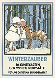 Winterzauber: 10 Kunstkarten der Wiener Werkst?tte