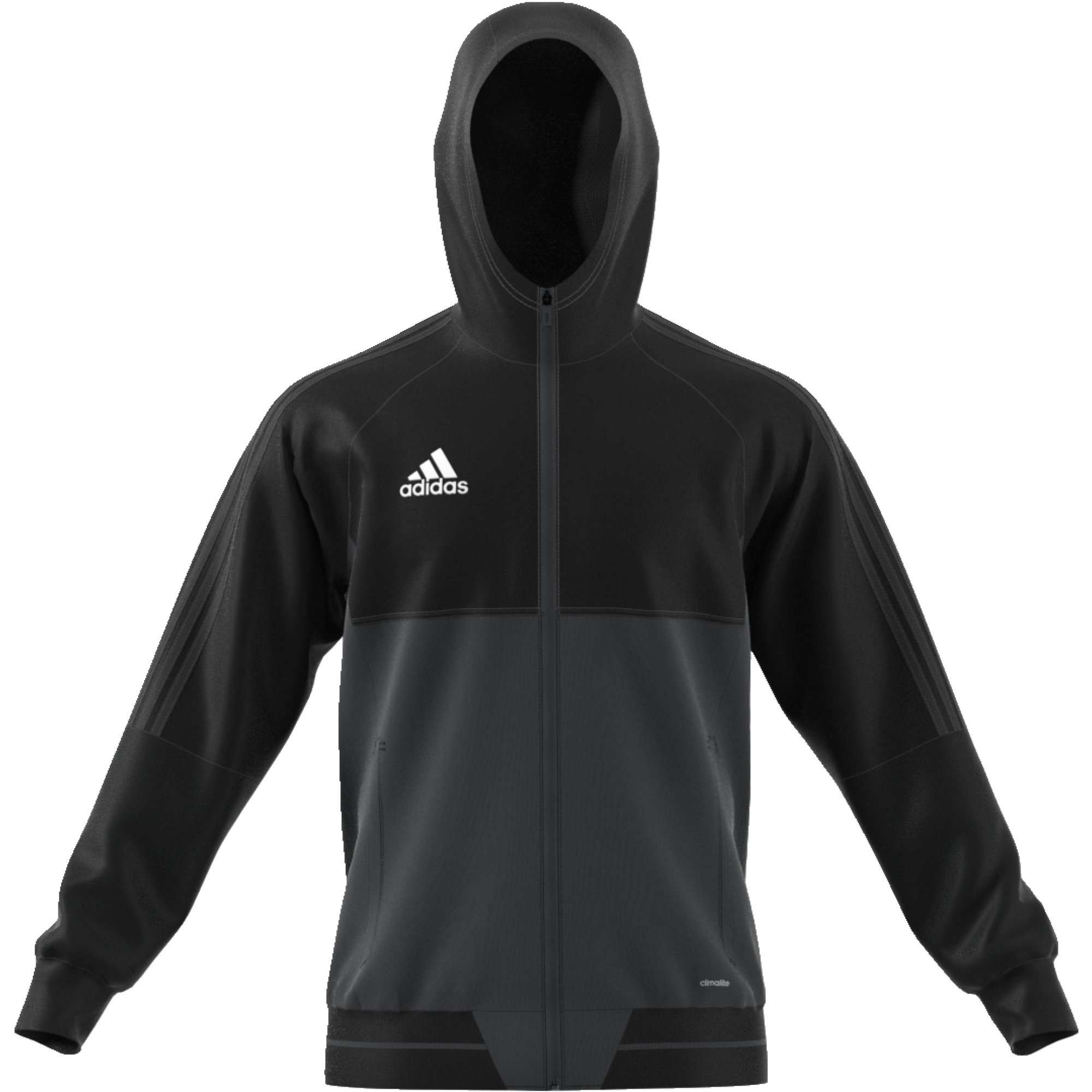 adidas Tiro 17 Presentation Jacket, Giacca Uomo FACESHOPPING