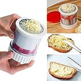Gaddrt Cuisiniers innovations moulin à beurre râpe à pain lisse tartinade légumes maïs râpe