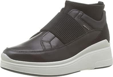 IGI&CO Donna-41417, Sneaker a Collo Alto Donna