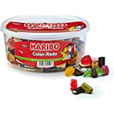 Haribo Color Rado, Caramelle Gommose alla Frutta, Dolci - 1000g