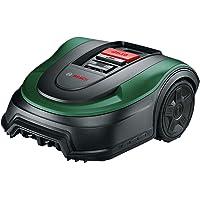 Bosch Rasenmäher Roboter Indego XS 300 (mit integriertem 18-V-Akku, Ladestation enthalten, Schnittbreite 19 cm, für…