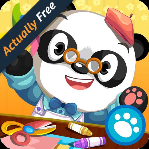clase-de-arte-con-el-dr-panda