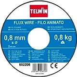 Telwin Bobina Filo Halma FLUX, 0.8mm -0.8 kg per saldatura