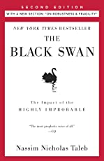The Black Swan: The Impact of the Highly Improbable (Incerto, Band 2)