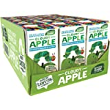 Cawston Press The Very Hungry Caterpillar Fruit Water Kids Drink   Pressed Apple Flavoured Water   200ml x 18 Pack Apple…