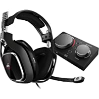 ASTRO Gaming A40 TR Wired Gaming Headset + MixAmp Pro TR Gen 4 for  Xbox & PC - Black/Red (with Dolby Sound)