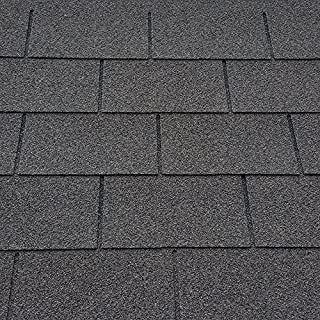 Roofing Felt Shingles   Shed Roof Felt Tiles   m² Roof Pack   Square, Fishscale & Hexagonal   Autumn Brown Square 20m²