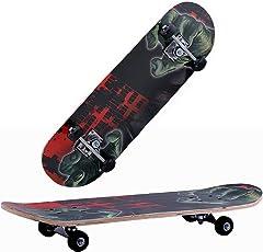 Tokari wala Skating Board (Black)