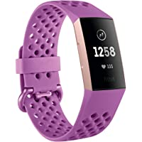 Fitbit Unisex-Adult Charge 3 Der Innovative Gesundheits-und Fitness-Tracker, Berry Sport Advanced Health & Fitness…