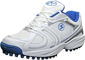 ZIGARO Men's Synthetic Cricket Shoes (Free Delivery)