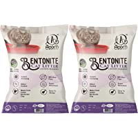Acorn® Pure Bentonite Clumping Cat Litter (Buy 1 GET 1 Free) (with Lavender Fragrance) (10Kg)   India Bentonite Clay…