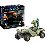 Revell Véhicule à Construire Halo UNSC-Warthog, 00060