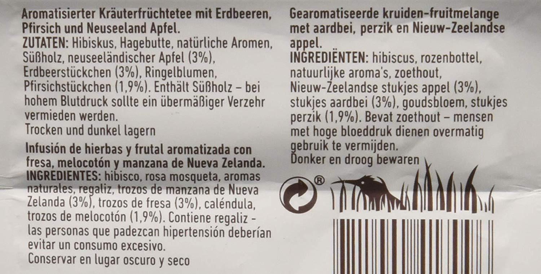 Ti-Ora-Fruits-Infusion-Summer-Fruit-New-Zealand-Apple-Frchtetee-4er-Pack-4-x-15-Teebeutel