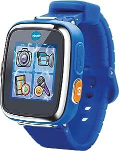Vtech 171605 Kidizoom Smartwatch Für Kinder Connect Dx Blau Spielzeug