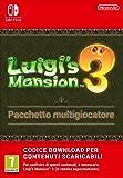 Pacchetto multigiocatore di Luigi's Mansion 3 | Nintendo Switch - Codice download, 7 anni+