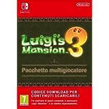 Pacchetto multigiocatore di Luigi's Mansion 3   Nintendo Switch - Codice download, 7 anni+