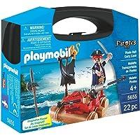 Playmobil - 5655 - Jeu - Valisette Pirates
