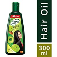 Nihar Naturals Shanti Amla Badam Hair Oil, 300ml
