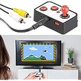 MGT Mobile Games Technology Spielekonsole: Retro-Videospiel-Controller mit 200 8-Bit-Games und TV-Anschluss (Retro…