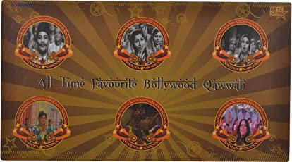 Reader's Digest Music All Time Favourite Bollywood Qawwali, Audio CD