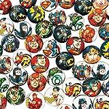 6 x Bälle Superhelden Kindergeburtstag Kinderparty Superheldenparty Mitgebsel Mitbringsel Adventskalender