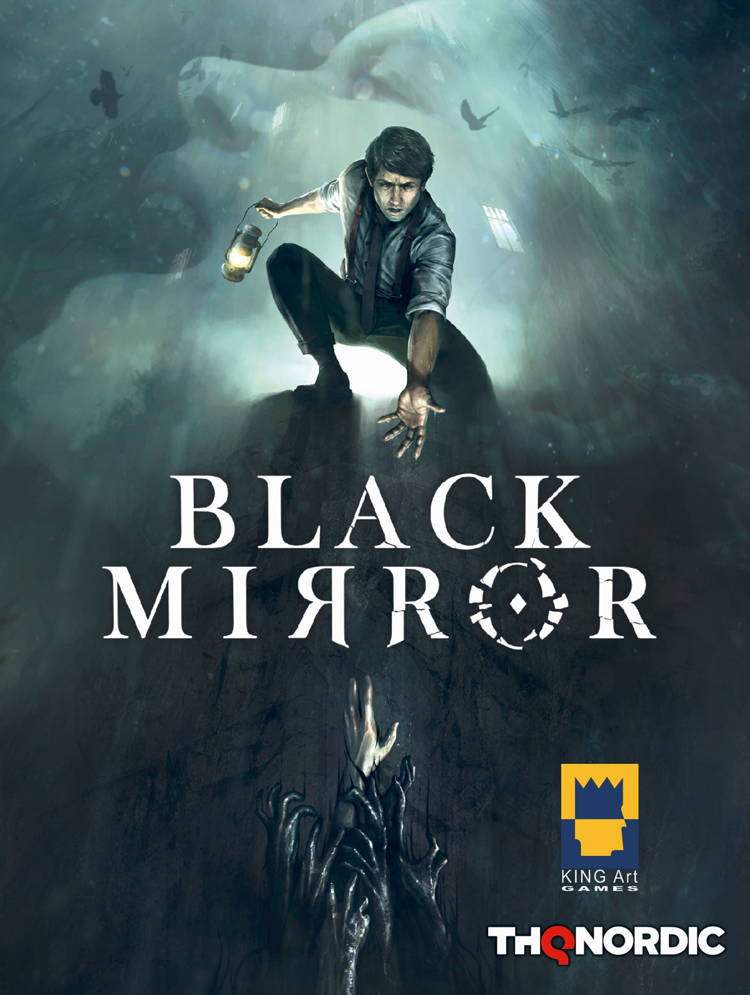 Black Mirror [Code Jeu PC/Mac - Steam]
