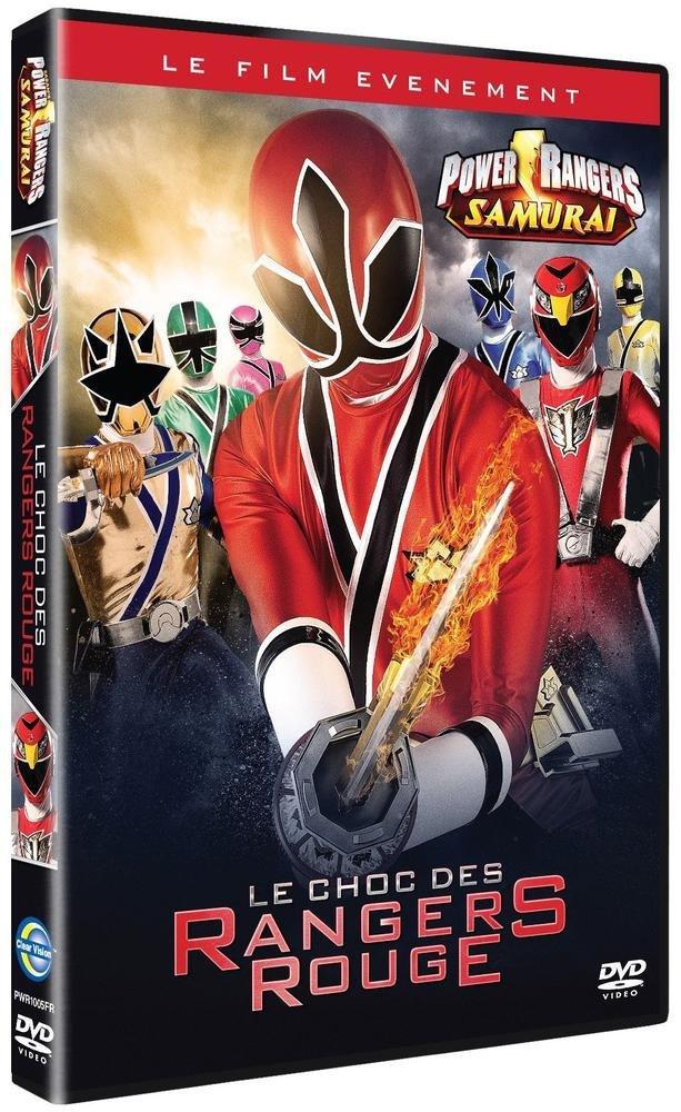 POWER RANGERS : LE CHOC DES RANGERS ROUGE - LE FILM [Edizione: Francia]