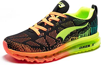 ONEMIX Scarpe da Trail Running Uomo Leggera Scarpe da Corsa Sportive Fitness Outdoor