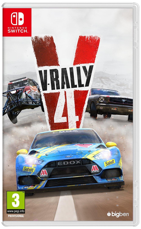 V-Rally – Edición Estándar