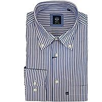 Rionero Camicia da Uomo 100 Cotone Manica Lunga Classica Elegante Taschino XXL XXXL m l