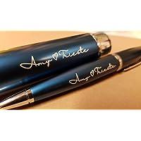 Penna e custodia personalizzabili con INCISIONE