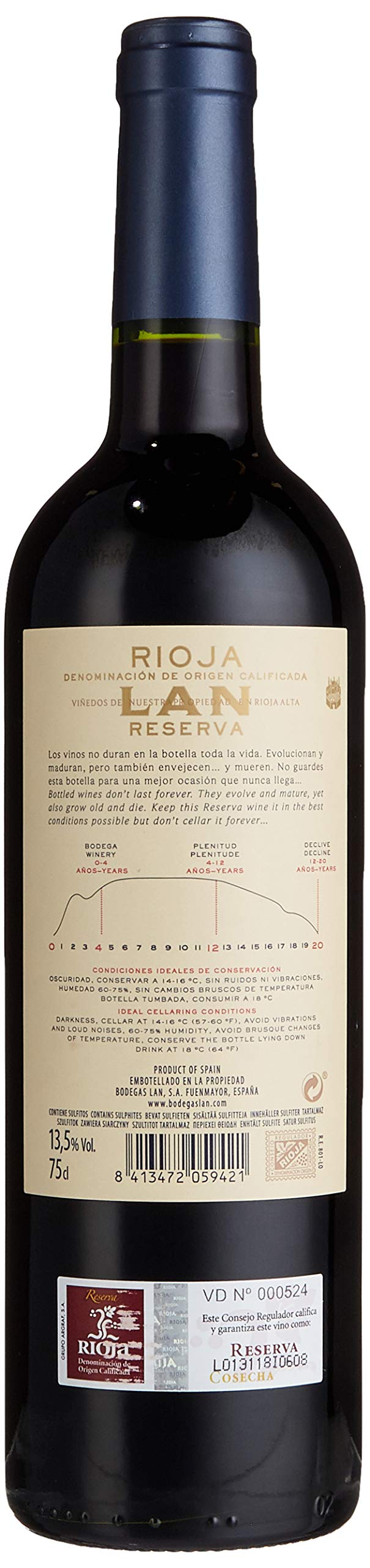 LAN-Reserva-DOC-Rioja-75-cl-Rotwein-2010-trocken-3-x-075-l