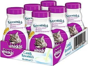 Whiskas Milch Katzenmilch 6x200ml