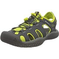 KEEN Men's Solr Sandal-m Water Shoe, 4