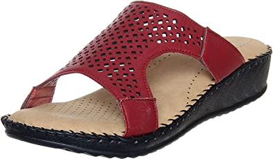 Maddy Women Perfect Stylish Doctor Sole Orthopaedic Slippers