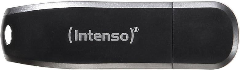 Intenso Speed Line 32GB Speicherstick USB 3.0 schwarz
