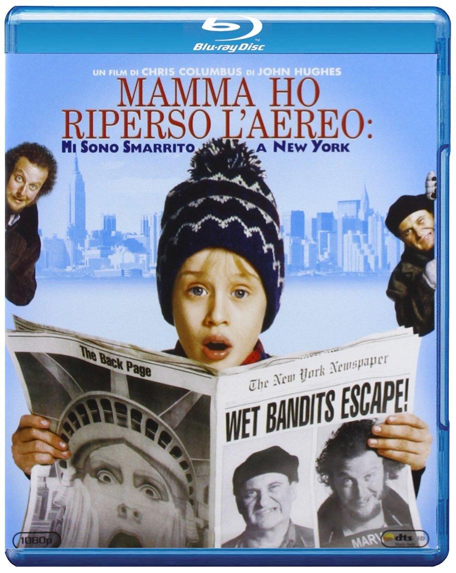 Mamma ho riperso l'aereo - Mi sono smarrito a New York