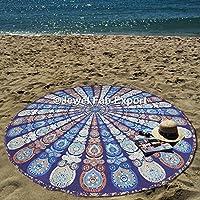 Questi esclusivi tappeti sono serigrafati con bel modello, il tessuto è 100% cotone che dona un meraviglioso effetto di colore e sentire al tessuto. Si tratta di un bel pezzo d' arte al prezzo più ragionevole e può essere utilizzato come: Ind...