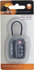 Samsonite Grey Luggage Lock (Z34 (0) 18 138)