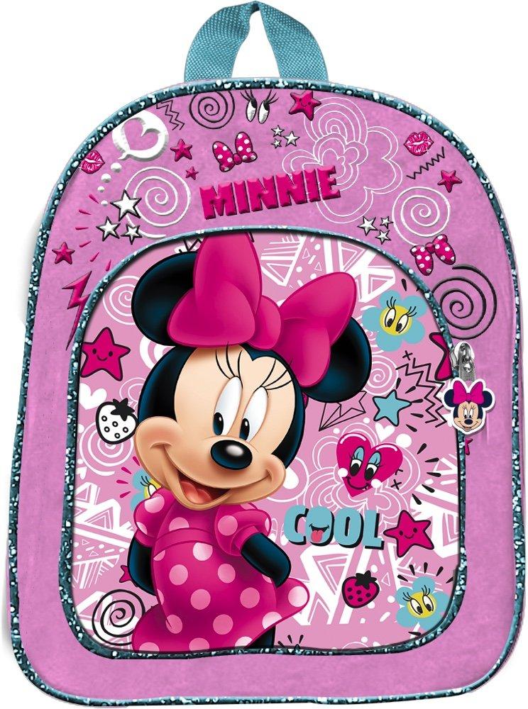 cc66be15a4 Star Licensing Disney Minnie Zainetto Medio Zainetto per Bambini, 32 cm,  Multicolore