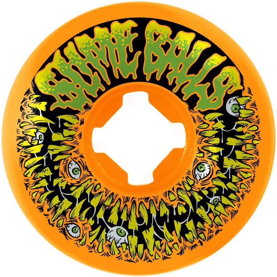 Slime Balls Munchers 53mm  97A, Neon Orange