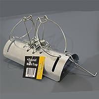 Tunnel Mole Trap Heavy Duty Traps Fast Quick Easy Kill Control Repellent Metal (1)